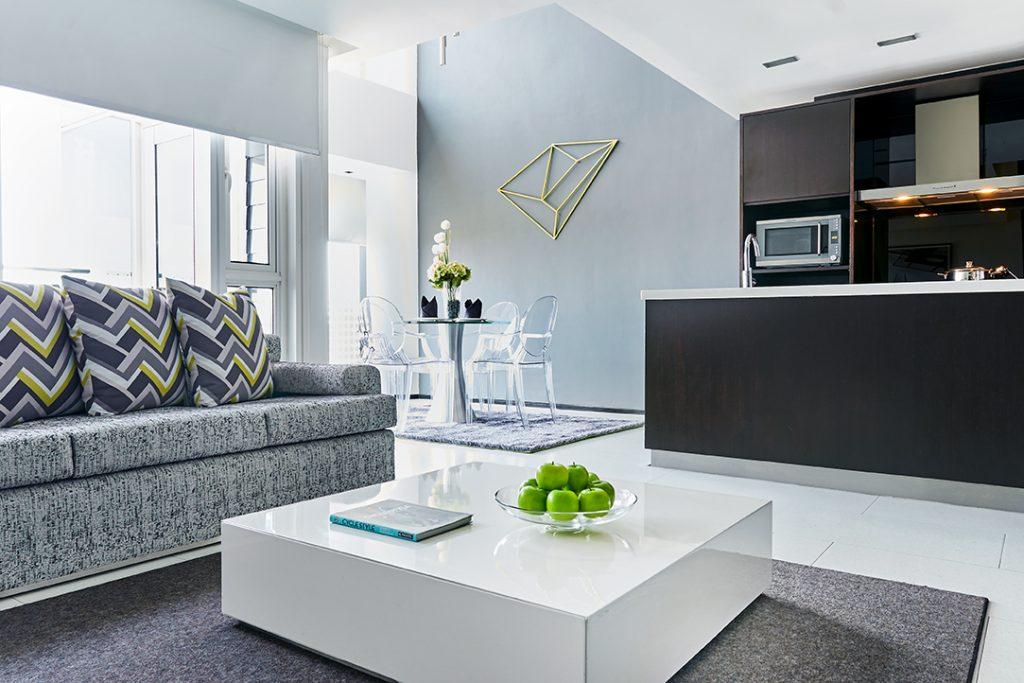 singapore short term apartment rental